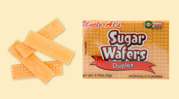 Uncle Al's Duplex Wafers