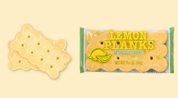 Uncle Al's Lemon Planks