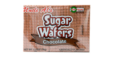 Uncle Al's Chocolate Wafers
