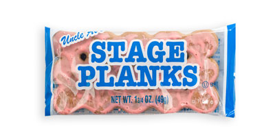 Uncle Al's Stage Planks
